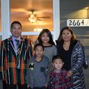 Habitat for Humanity <div>   <span>Thang-Mang Family</span> </div> photo album